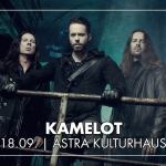 Konzertbericht: Kamelot, Leaves' Eyes, Visions Of Altantis am 18.09.2018 im Lido, Berlin