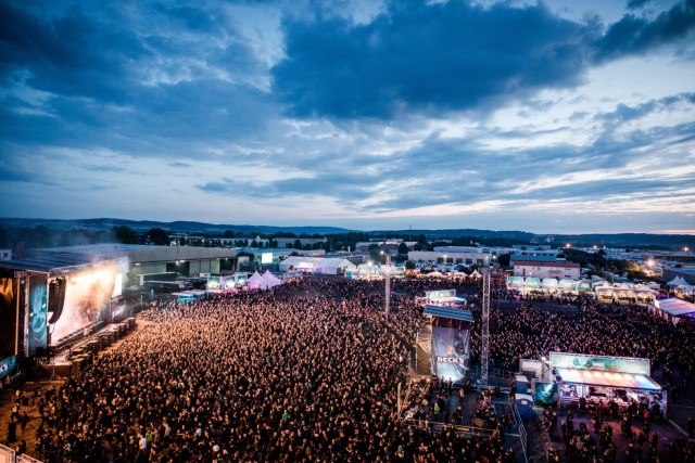 Etwa 25000 Menschen besuchten in diesem Jahr das #Mera18