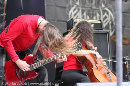 Ferndal - Rock for Roots Festival (c) 2018 Marko Jakob