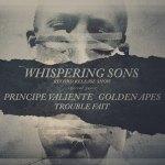 Konzertbericht: Whispering Sons, Principe Valiente, Golden Apes, Trouble Fait´ im Bi Nuu, Berlin