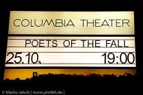Poets Of The Fall - Columbia Theater Berlin (c) 2018 Marko Jakob