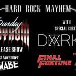 Konzertbericht: Hardrock Mayhem 2018 Wabe, Berlin