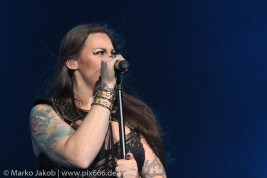 Nightwish (c) 2018 Marko Jakob