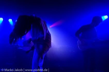 Whispering Sons - Bi Nuu, Berlin (c) 2018 Marko Jakob