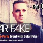Konzertbericht: Solar Fake On The Rocks Helsinki 08.12.2018