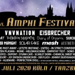 Preview des 16. Amphi Festival 2020 in Köln