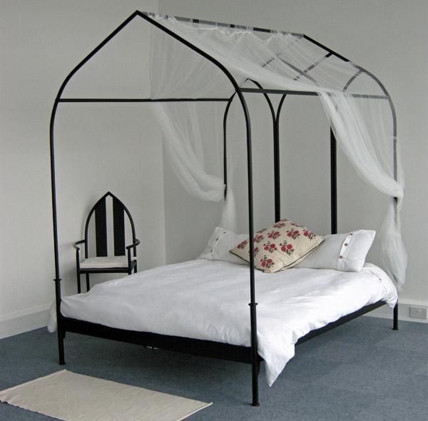 GothicFurniturecouk gothic minimalist beds