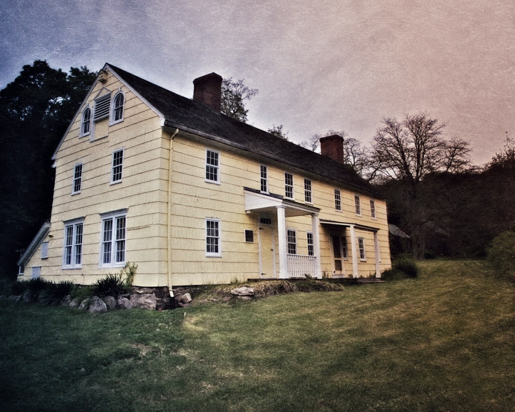 Hawkins-Mount Homestead