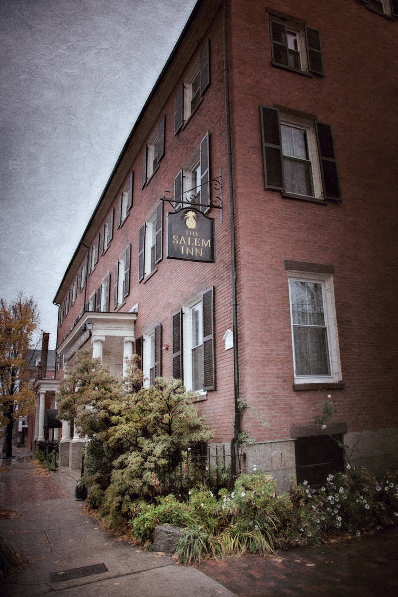 The Salem Inn, Salem, Massachusetts