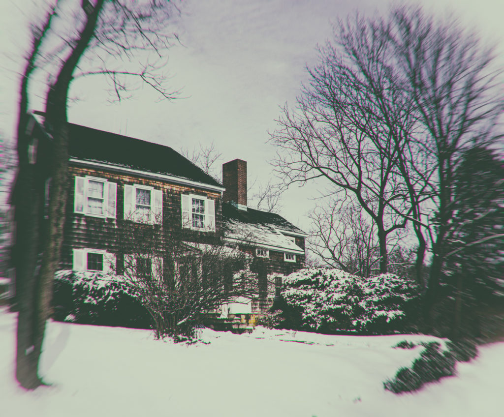 Colyer House on Mt. Misery Road