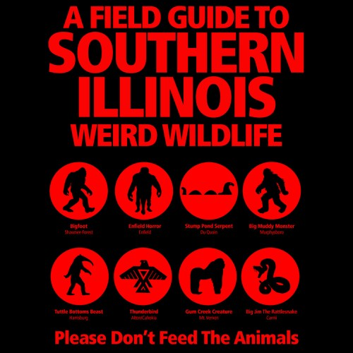 A Field Guide To Southern Illinois Weird Wildlife