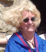Tour host on tour of sacred sites in Scotland