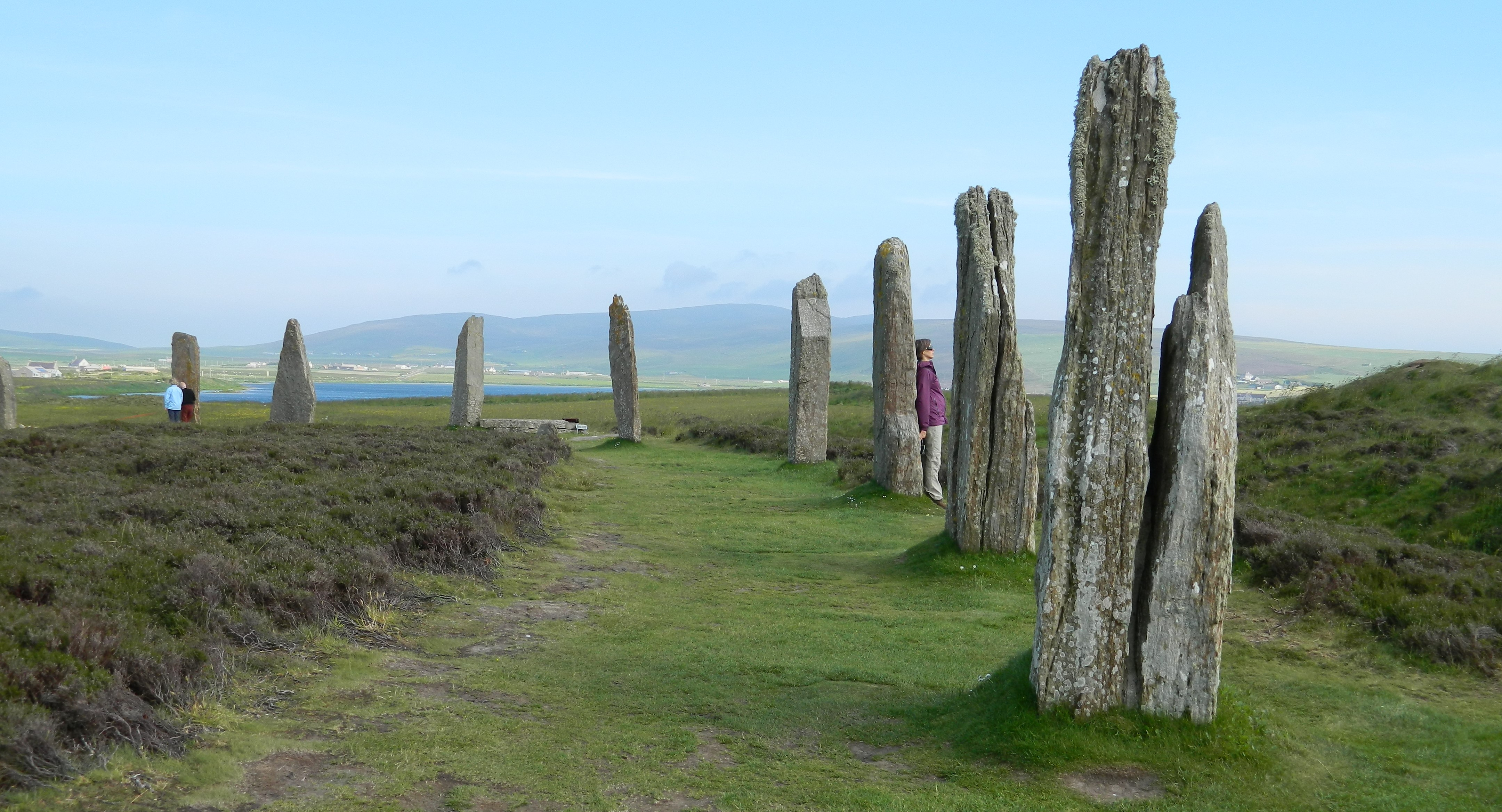 Ring of Brodgar Orkney.