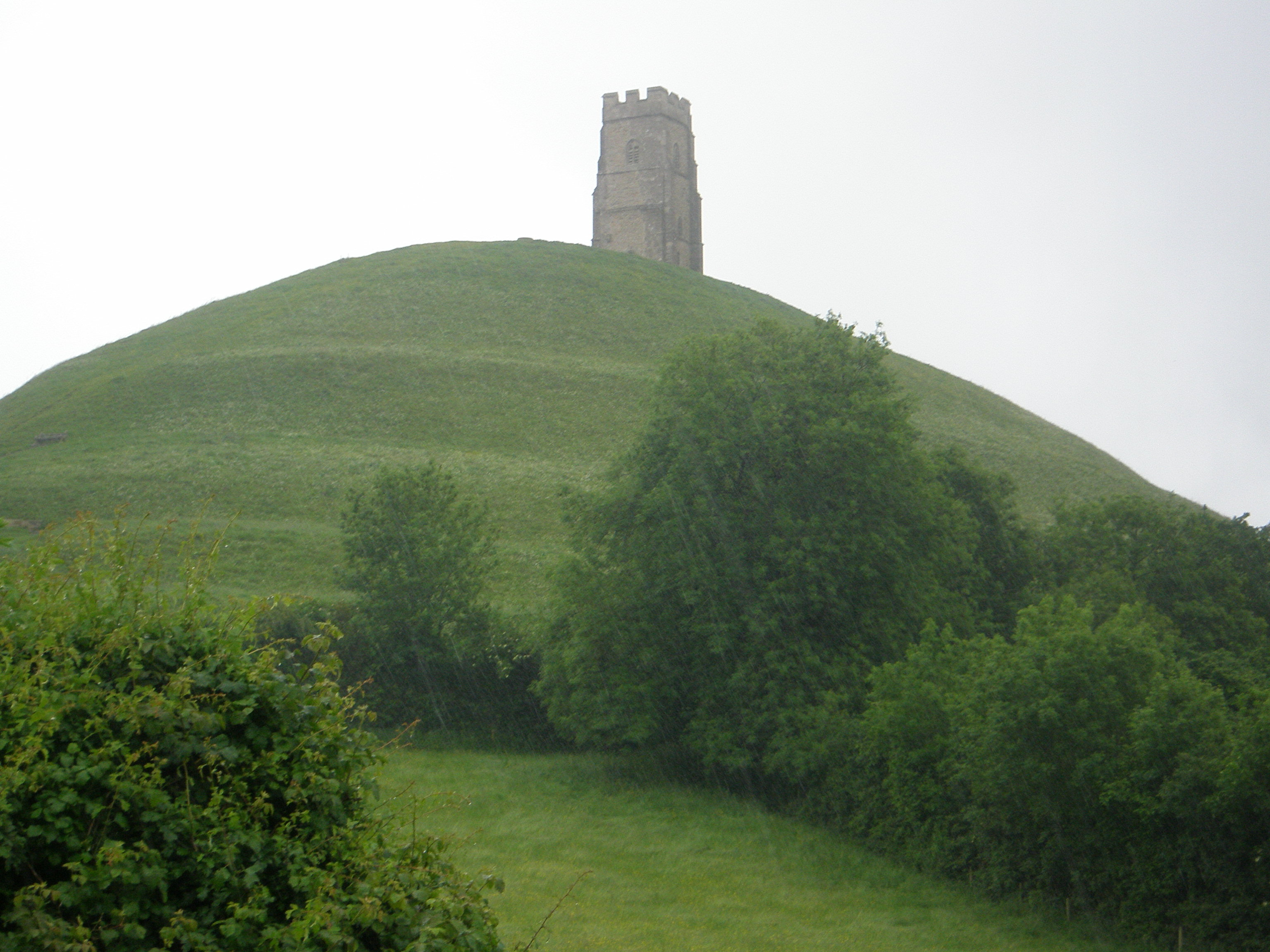 The Tor Glastonbury