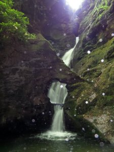 You visit St Nectan's Glen on our tour of sacred sites in England
