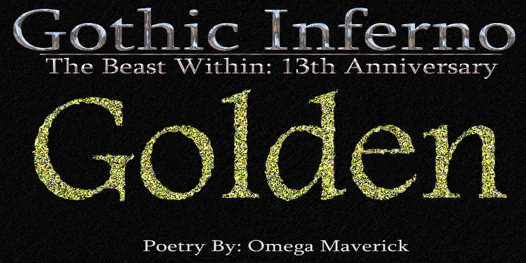 Post image for Poetry ~ Golden