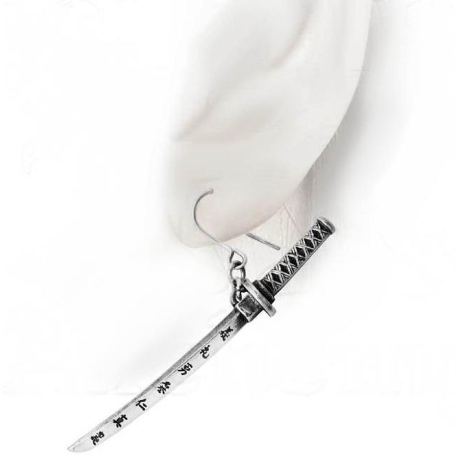 Bushido Earring