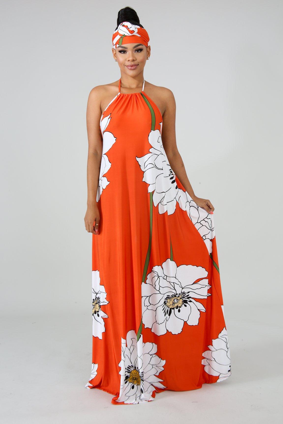 Sleeveless Maxi Dresses For Women