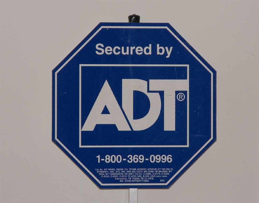 Security Adt Home Security