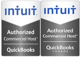 Intuit Authorized Commercial Host QuickBooks