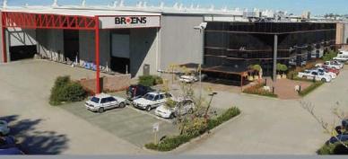 Broens Ingleburn Facility
