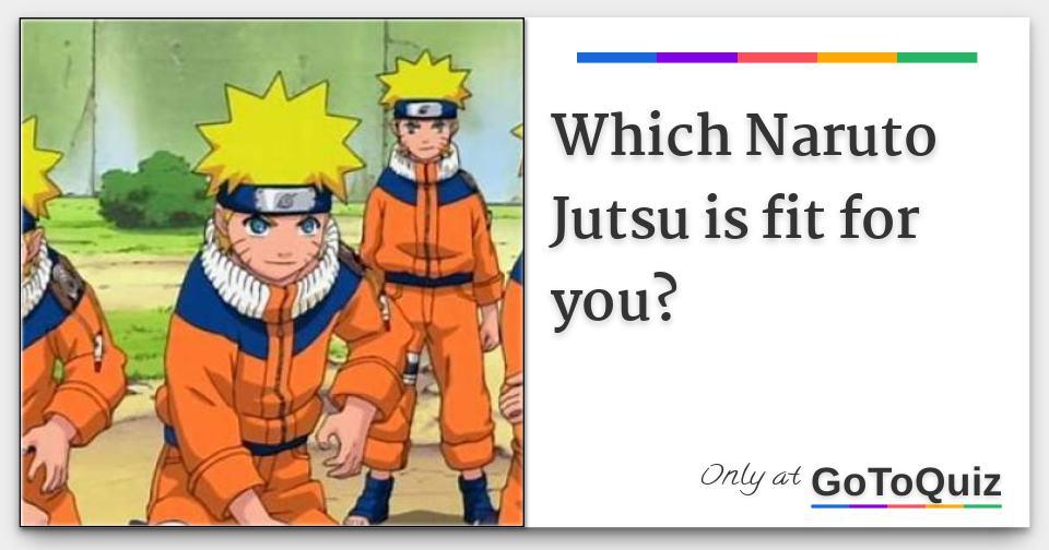 which naruto jutsu is