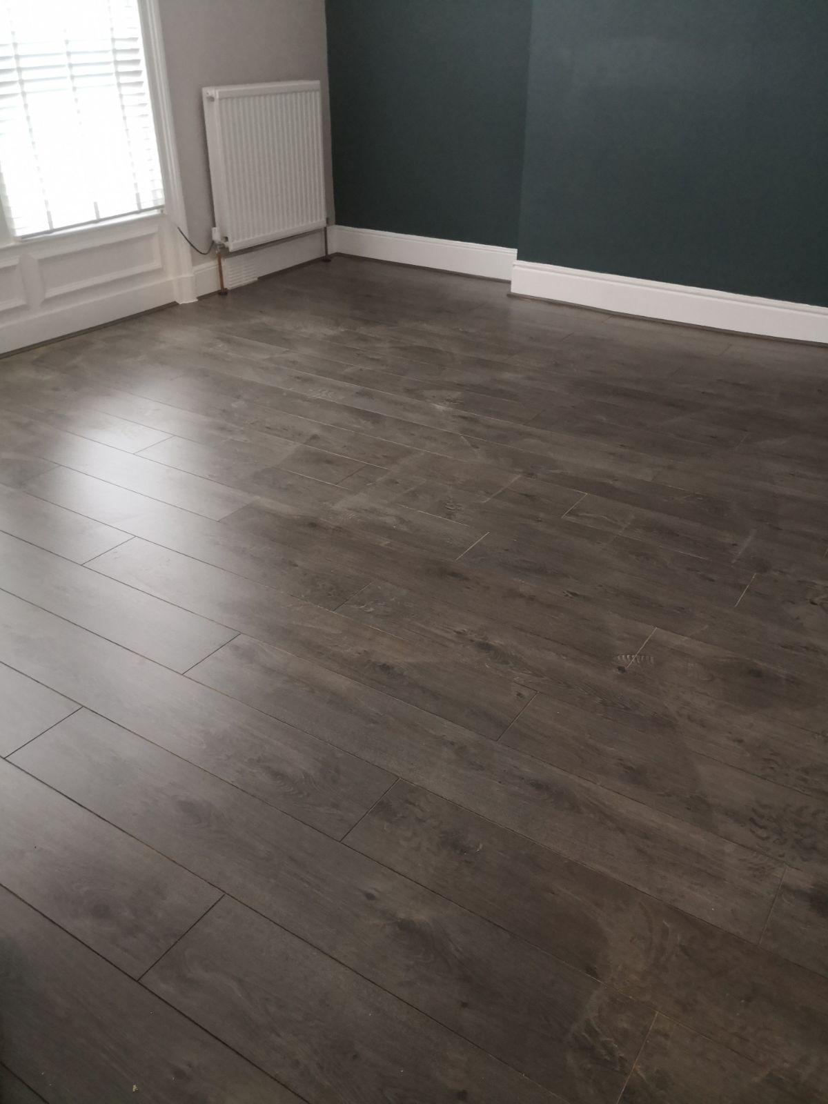 Ground Floor Laminate Flooring Installation  The Carpet