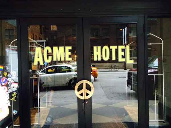 Acme hotel chicago get funky in the windy city go to for Funky hotels chicago