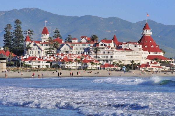 Hotel del Coronado San Diego Hotel