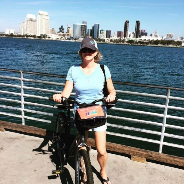 San Diego Biking