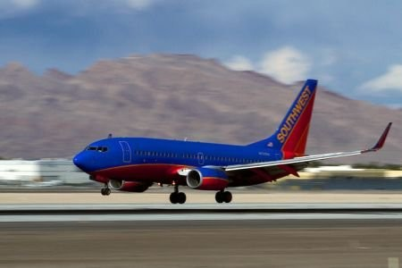 Southwest schedule open January, February, March