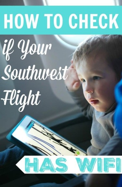 How to Check if Your Southwest Flight Has WiFi