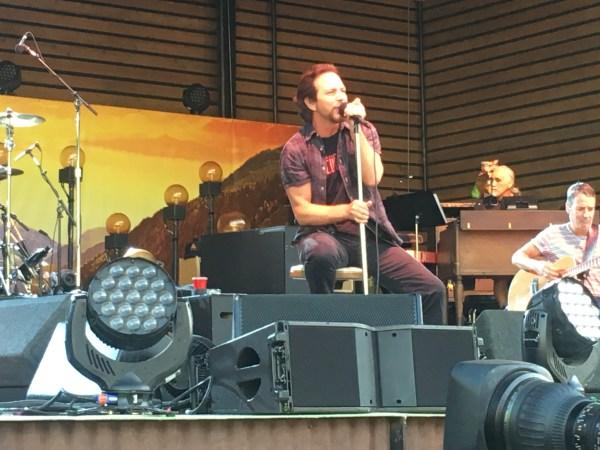Eddie Vedder Live Telluride