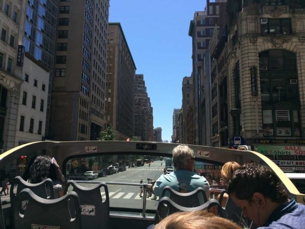 Big Bus Tours - Things to do in New York City