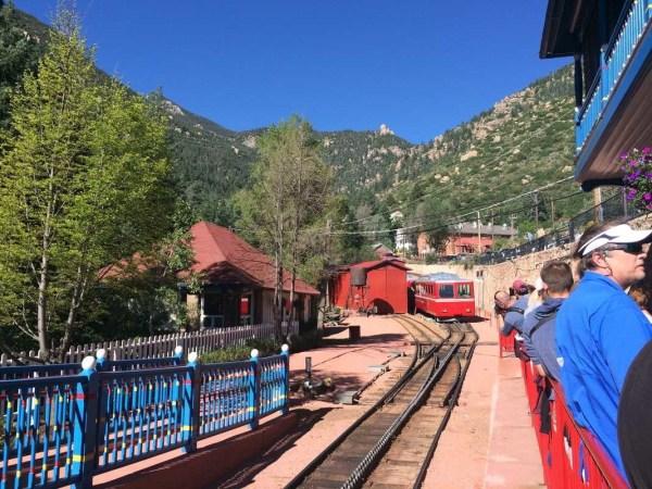 Pikes's Peak Cog Railway