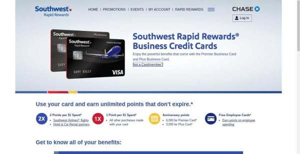 Is the southwest business plus credit card coming back go to southwest business credit card southwest airlines credit card reheart Gallery