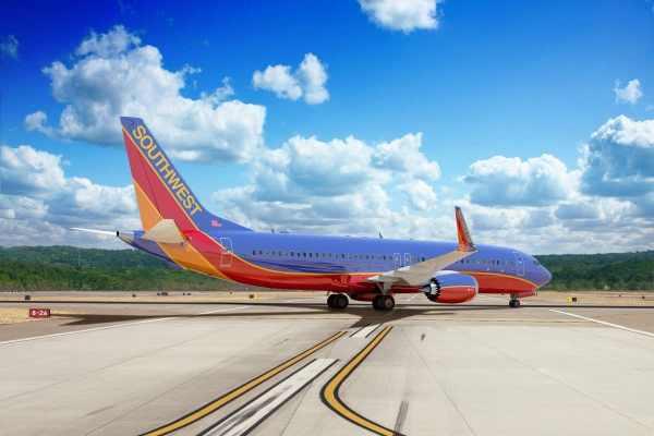 Southwest November flights