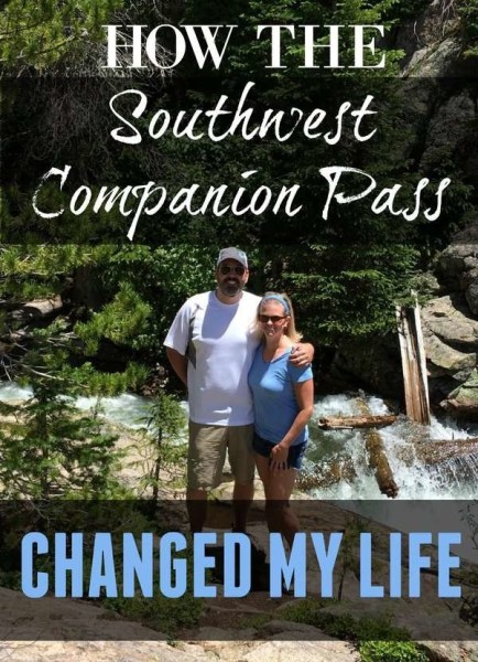 How the Southwest Companion Pass Changed My Life