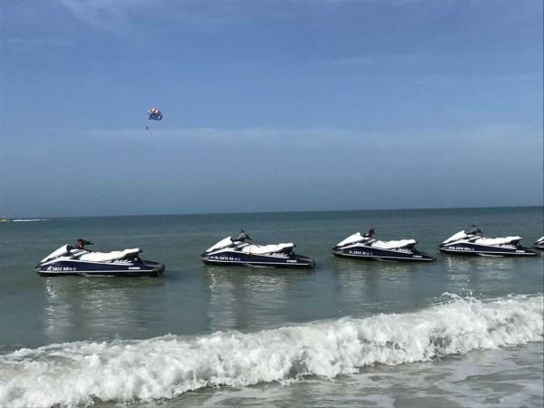 Marco Island beach activities