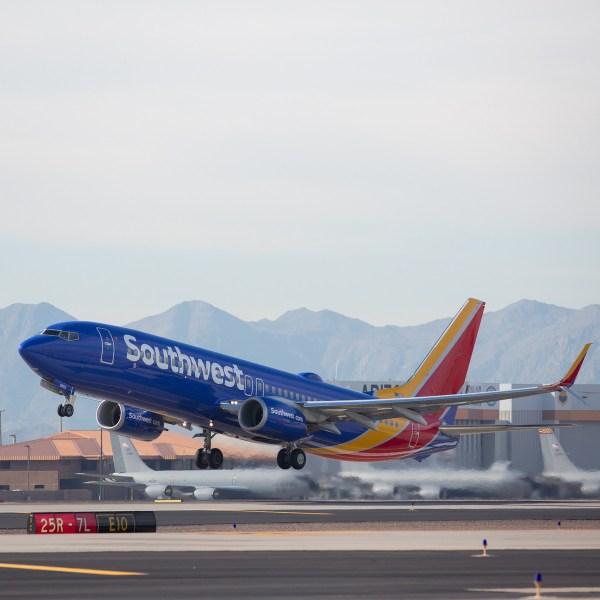 November December 2017 Southwest Flights