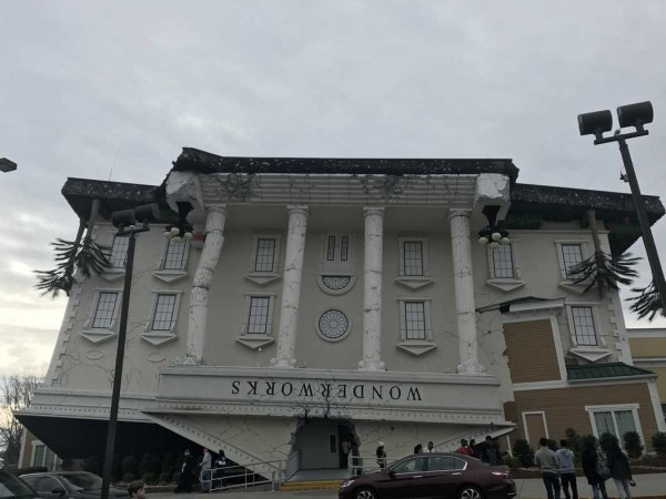 WonderWorks Pigeon Forge