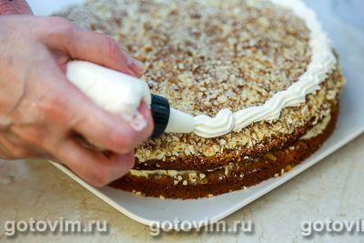Пряничный торт из ржаной муки, Шаг 10