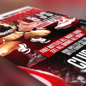 Strippers & J's Flyer