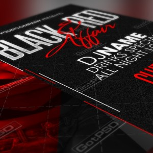 Black & Red Affair