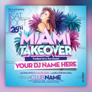 Miami Take Over