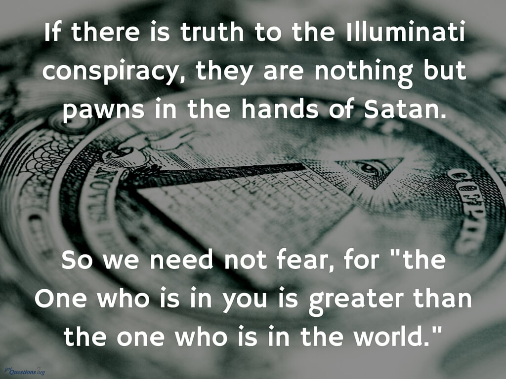 What is the Illuminati conspiracy