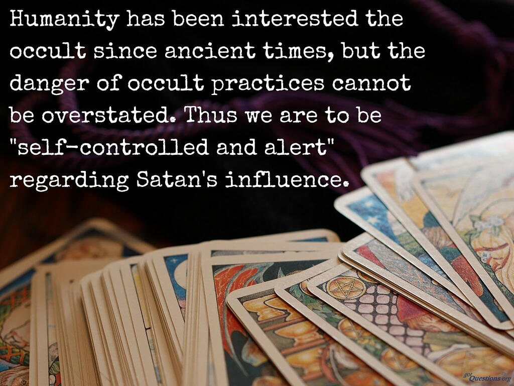 What is the occult