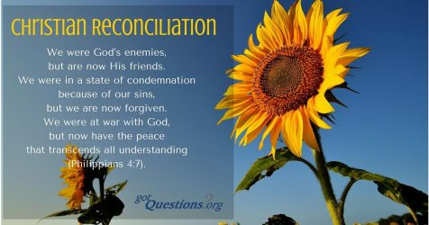 Image result for reconciliation to God