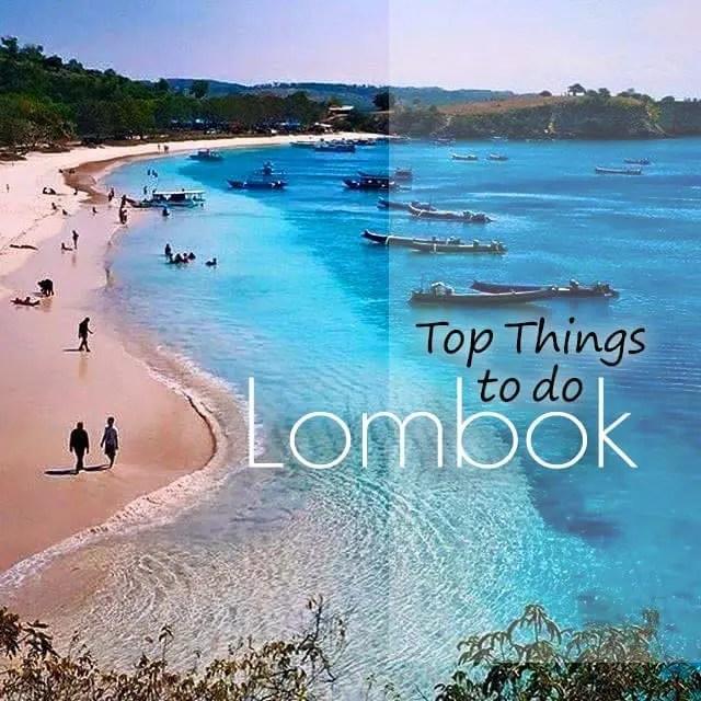 Paket Tour Lombok Harian