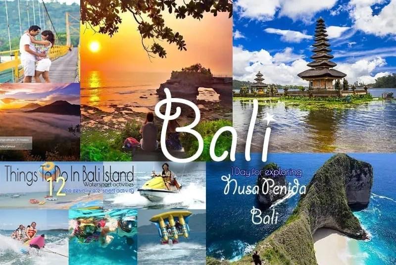 Paket Wisata Bali setengah hari